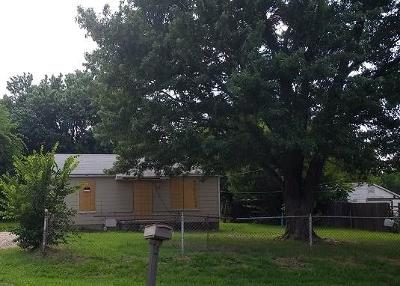 Oklahoma City OK Single Family Home For Sale: $29,000