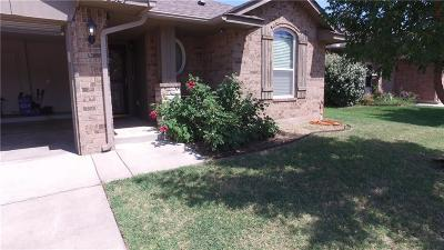 Del City Single Family Home For Sale: 5524 Crooked Creek