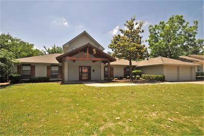 Oklahoma City Single Family Home For Sale: 2612 Cambridge Court