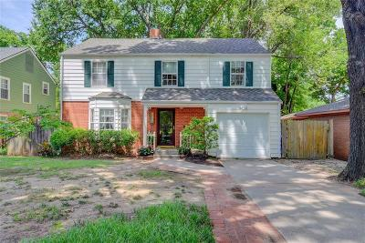Single Family Home For Sale: 614 S Flood