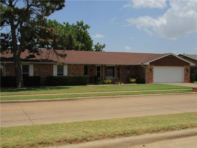 Altus Single Family Home For Sale: 1300 Canterbury