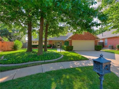 Single Family Home For Sale: 6805 Old Orchard Lane