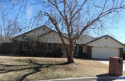 Single Family Home For Sale: 7604 Maehs Circle