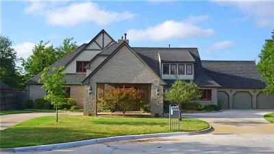 Oklahoma City OK Single Family Home For Sale: $834,500