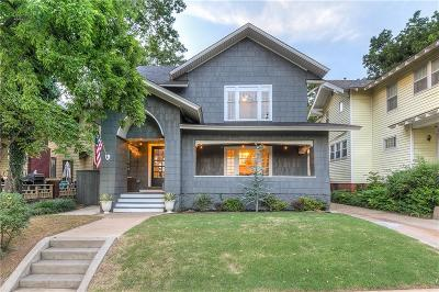 Oklahoma City Single Family Home For Sale: 1015 NW 16th Street