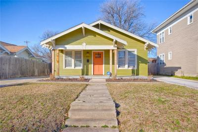 Oklahoma City Single Family Home For Sale: 307 NW 25th Street