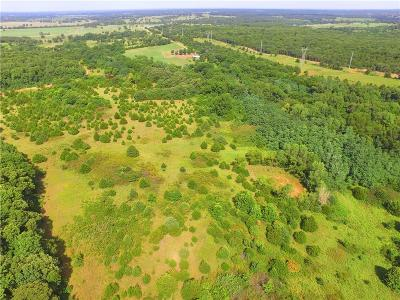 Wellston Residential Lots & Land For Sale: 900243 S 3370 Road