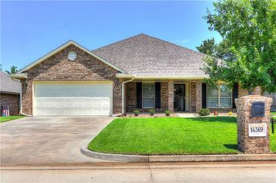 Choctaw Single Family Home For Sale: 14369 Ramblewood Drive