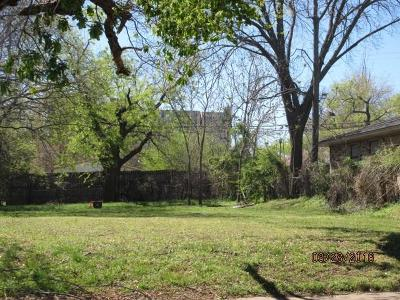 Oklahoma City Residential Lots & Land For Sale: 1326 NE 15th Street