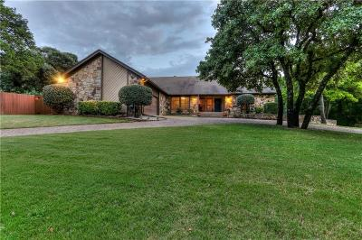 Edmond Single Family Home For Sale: 1600 Nightingale Lane