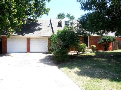 Canadian County, Oklahoma County Single Family Home For Sale: 3433 NW 53rd Street