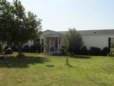 Cordell Single Family Home For Sale: 12102 N 2230