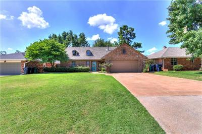 Oklahoma City Single Family Home For Sale: 2636 NW 58th Street