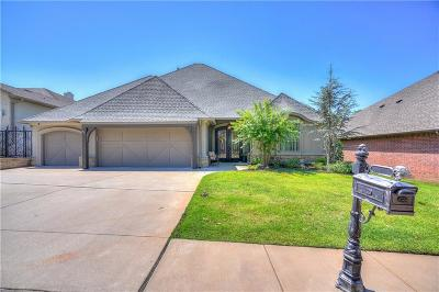 Edmond Single Family Home For Sale: 6108 Stonegate Place