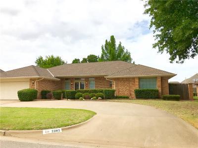 Oklahoma City Single Family Home For Sale: 2805 110th Street