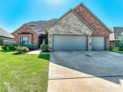 Edmond Single Family Home For Sale: 4624 Spectacular Bid Avenue
