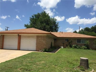 Bethany Single Family Home For Sale: 8129 NW 27 Street