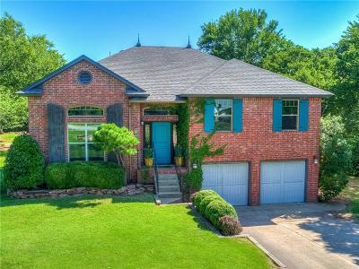 Edmond Single Family Home For Sale: 1801 Oak Creek Terrace