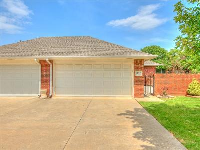 Oklahoma City Attached For Sale: 12319 Greenlea Chase