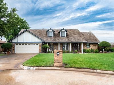 Oklahoma City OK Single Family Home For Sale: $310,500