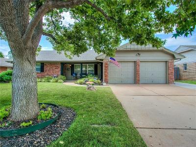 Oklahoma City Single Family Home For Sale: 2728 Chaucer Drive