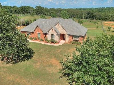 Choctaw Single Family Home For Sale: 2090 Kenneth Lane