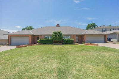 Oklahoma City Multi Family Home For Sale: 2720 NW 62nd Street