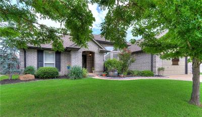 Edmond Single Family Home For Sale: 16109 Bravado Place