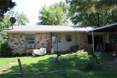 Jones Single Family Home For Sale: 11588 E Britton