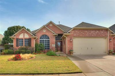 Edmond Single Family Home For Sale: 16612 Covington Manor