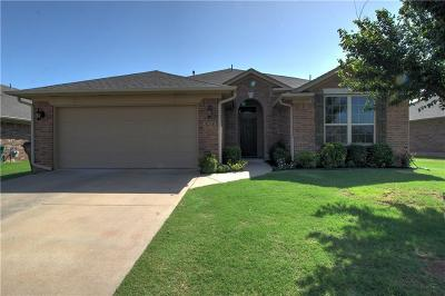 Edmond Single Family Home For Sale: 18208 Carillo