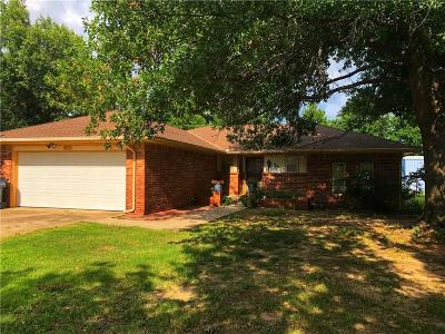 Single Family Home For Sale: 9100 Bobwhite Road