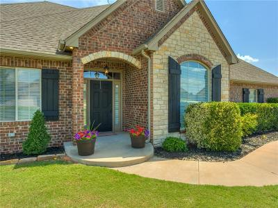 Blanchard OK Single Family Home For Sale: $240,000
