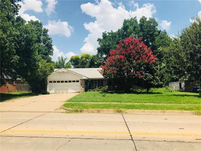 Single Family Home For Sale: 709 E Boyd