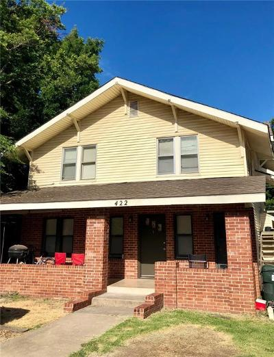 Norman Multi Family Home For Sale: 422 Elm