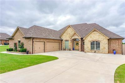 Edmond Single Family Home For Sale: 4754 Crestmere Lane