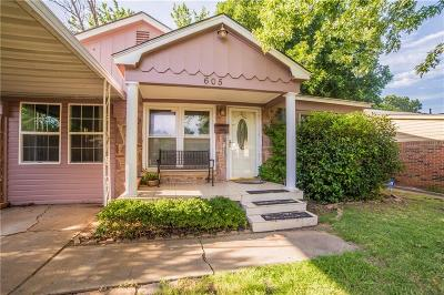 Oklahoma City Single Family Home For Sale: 605 SW 49th