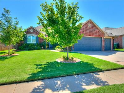 Yukon Single Family Home For Sale: 13804 Agate Dr.