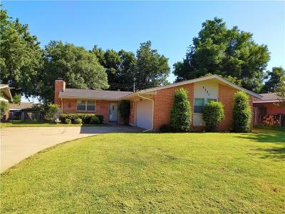 Bethany Single Family Home For Sale: 8321 38th