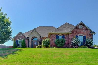 Choctaw OK Single Family Home Sold: $268,000