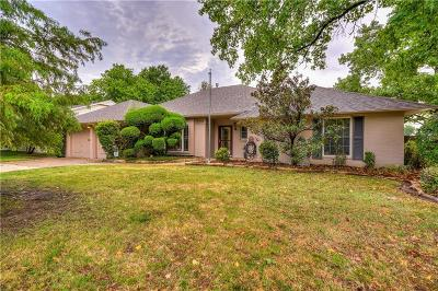 Oklahoma City Single Family Home For Sale: 2701 NW 56th Street