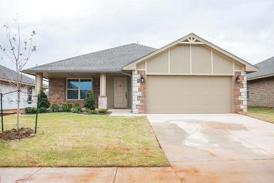 Edmond Single Family Home For Sale: 6617 NW 158th Street