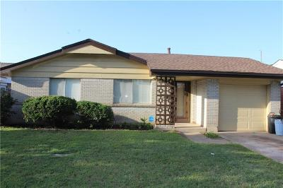 Bethany Single Family Home For Sale: 7116 NW 21 Street