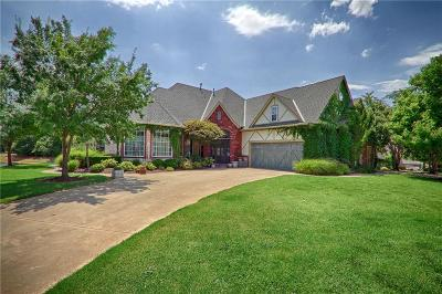 Edmond Single Family Home For Sale: 300 Heritage Green Road