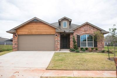 Edmond Single Family Home For Sale: 18409 Groveton Boulevard