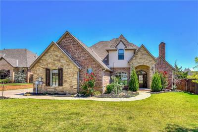 Edmond Single Family Home For Sale: 809 Bayonne Bridge Court