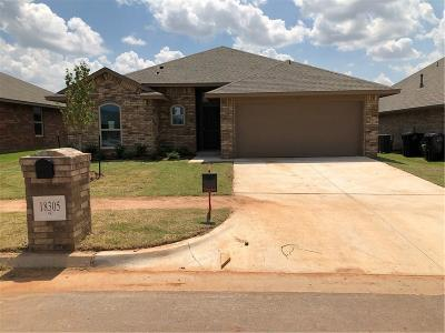 Edmond Single Family Home For Sale: 18305 Groveton Boulevard