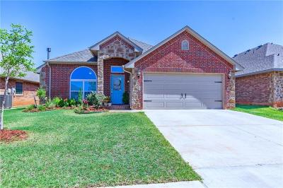 Edmond Single Family Home For Sale: 3317 NW 160th Street