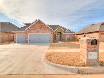 Yukon Single Family Home For Sale: 2817 Canyon Berry