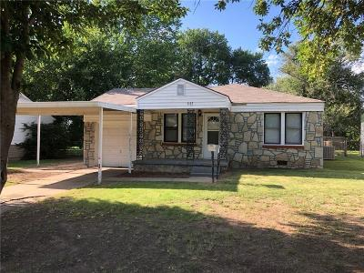 Oklahoma City Single Family Home For Sale: 1113 SW 41st Street